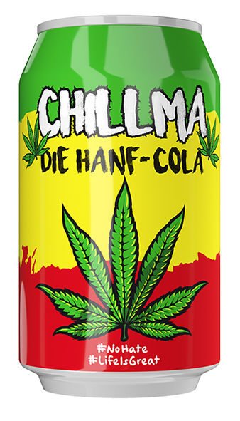 Chillma Hanf-Cola
